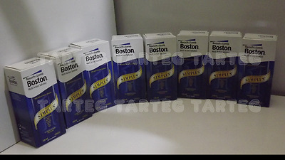 120ML Bausch & Lomb Boston Simplus  Contact Lens Solution