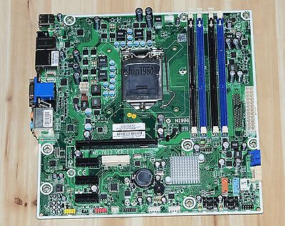 HP Elite Motherboard 601312-001 601048-001 612500-001 MSI MS-7613 LGA1156