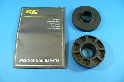 Rear Spring Spacers Rear 0 25/32in Audi A3 8P/8V 2WD, A3 8P/8V