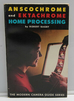 Anscochrome Ektachrome Home Processing - Robert Bagby Inscribed to Kodaker D129