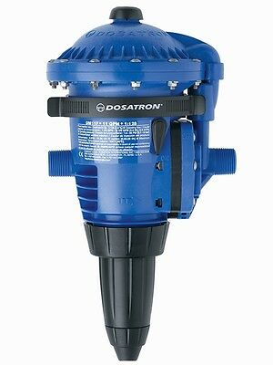 DOSATRON DM11F Water Medicator Designed for Tough Water Conditions Sugar Sand