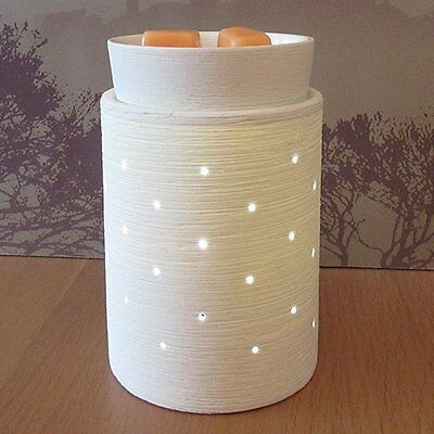 Etched Core Scentsy Warmer WITH FREE WAX BAR!!