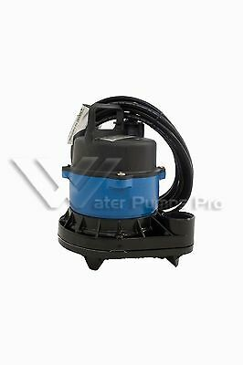 EP0511F Goulds 1/2 HP 115V Submersible Waste Water Effluent Pump