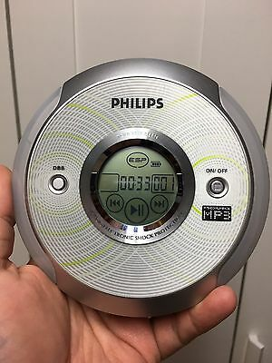 Philips EXP2581 ESP CD player With MP3 Playback Touch Screen