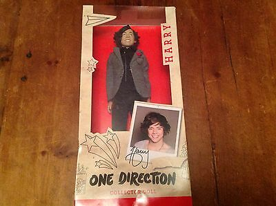 Harry Styles, One DIrection, 1D, Collector Doll, BNWT