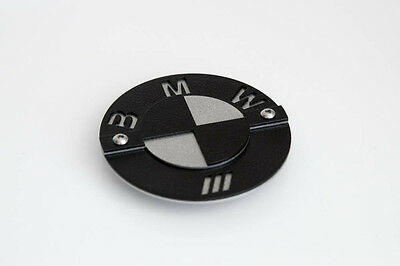 Stainless steel BMW Logo 70mm