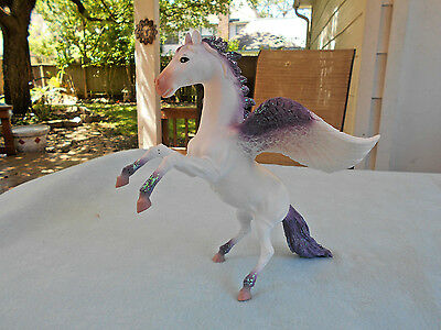 "2014 Toy Major Trading Co. 13"" Rubber  Pegasus"