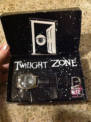 VERY Rare MINT Nick at Nite Twilight Zone Watch 1994 Collectible Memorabilia 90s