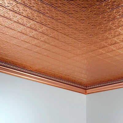 Fasade - 2ft x 4ft Traditional Style #10 Glue Up Ceiling Tile / Ceiling Panel