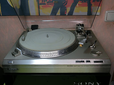 Sony PS-313FA Vintage Direct Drive Plattenspieler