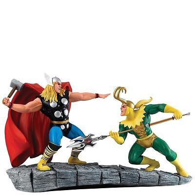 Marvel Avengers | Thor Vs Loki | Enesco | New A27607