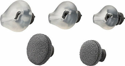 Plantronics Replacement Ear Buds for CS70N and Voyager 510 (Pack of 5) (72913-01