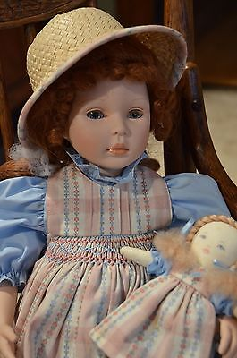 dolls by Pauline Jessie limited edition,*** hand signed***