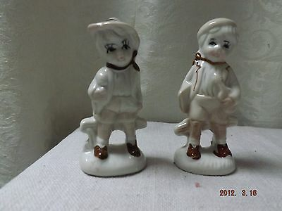 two small china little boys.
