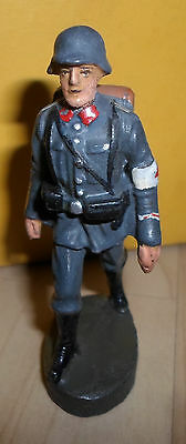rare ELASTOLIN LINEOL german prewar Luftwaffe Red Cross soldier with backpack