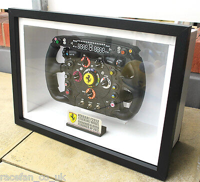 Fernando Alonso Ferrari steering wheel replica full size 1:1