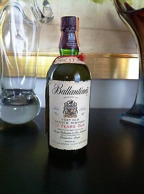 OLD BOTTLE WHISKY BALLANTINE'S 17years old -  75cl.43°  – ANNI '70
