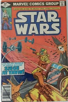 MARVEL COMICS STAR WARS #25 1980's FREE P&P RARE BARGAIN WHEN ITS GONE ITS GONE