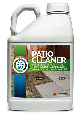 Amazing Results Patio Cleaner 5L *Buy 2 bottles, get 1 extra FREE*