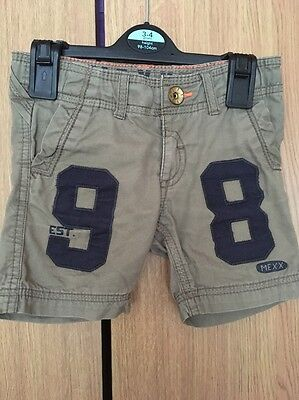 Baby Boys Mexx Shorts Aged 18-24 Months