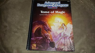 Dungeons & Dragons Tome of Magic - Hard Cover - 1991