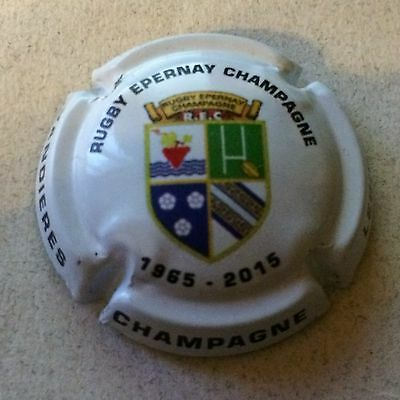 Capsule de Champagne LERICHE-TOURNANT (Rugby Epernay Champagne)