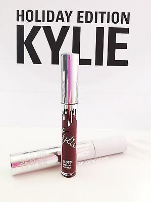100% Original Kylie Cosmetics By Kylie Jenner Holiday Collection Jolly Lip Gloss