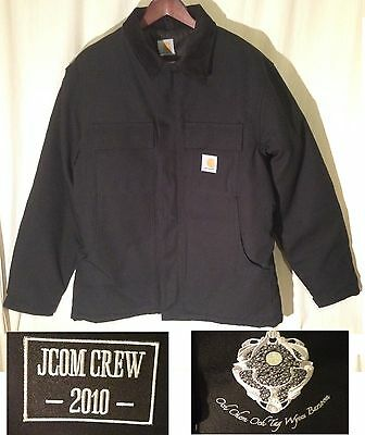 John Carter 2012 Movie Crew Jacket - by Carhartt - Unique & Rare Item