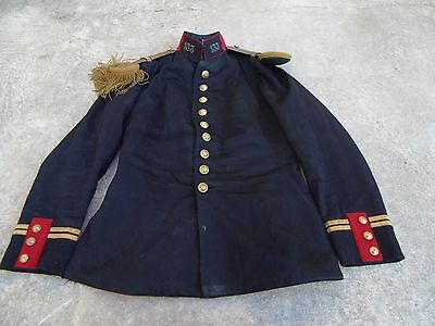 1900 1914'S ORIGINAL French Officers 133 Infantry Tunic