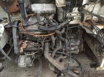 Vw T4 1.9 D Engine And Gearbox Complete