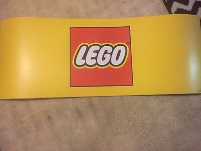 Lego Store Display Sign