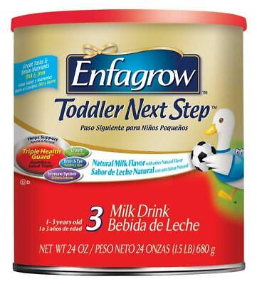 Enfagrow Toddler Formula, Next Step Powder, 4 x 30oz 300871467019T7882