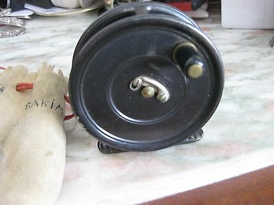 "Scarce Hardy Brothers 2 7/8"" UNIQUA Fly Reel In Excellent Shape"