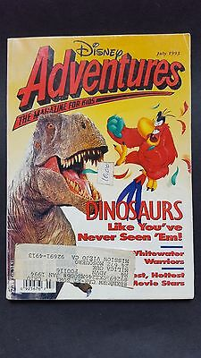 Disney Comic / Dinosaurs Adventures - 1993 Usa