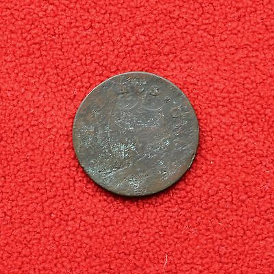 Colonial New Jersey Copper Cent