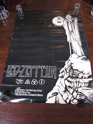 "Led Zeppelin - The Hermit Poster 36"" x 25"""