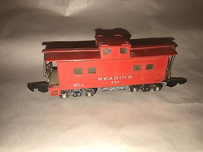 American Flyer Reading Caboose