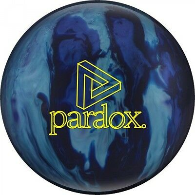 Track Paradox High Performance Bowling ball with multiple Bow