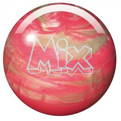 Storm Mix Pink/White Bowling Ball Polyester