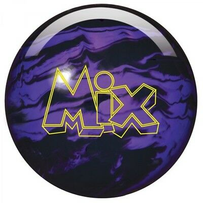 Storm Mix Black/Purple Bowling ball Polyester