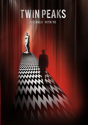 "026 Twin Peaks - Kyle MacLachlan Love Thriller USA TV Show 24""x33"" Poster"