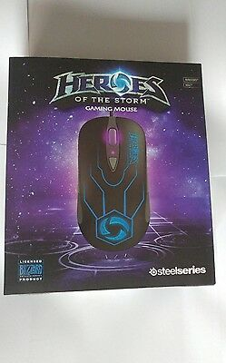 SteelSeries Heros of The Storm Gaming Mouse - Brand NEW