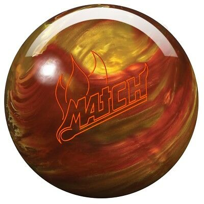 Storm Match Pearl Reactive Bowling Ball with multiple Hook