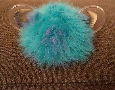 Disney/Pixar Monsters Inc Sulley Mickey Ears/horns Youth Hat