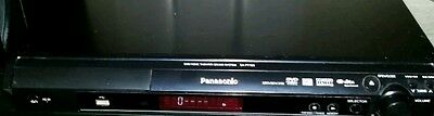 Panasonic SA-PT160 DVD home theater sound system with 5.1 speakers