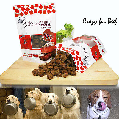 100% beef is made Premium dog food good homemade beef without starch 70g