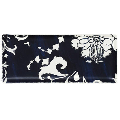 NEW Gien Indigo Oblong Serving Tray