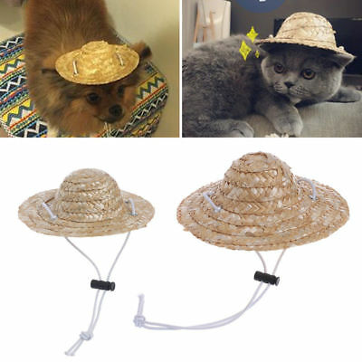 Cute Hat Cat/Dog Pet Puppy Costume Fashion Cap Up Hawaii Holiday Party Hats