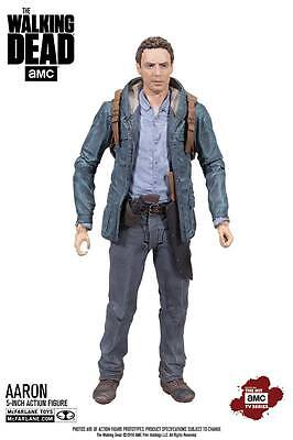 Walking Dead Serie 10 Exclusive Aaron Action Figur, Neu!