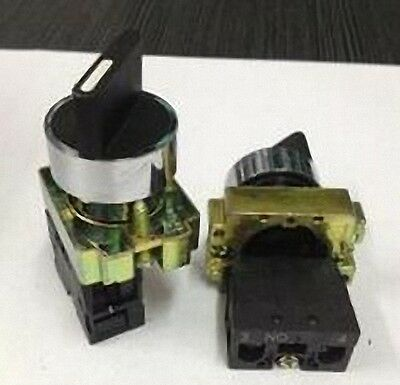 1pcs 3 Position 2NO Select Selector Switch LAY5BD33